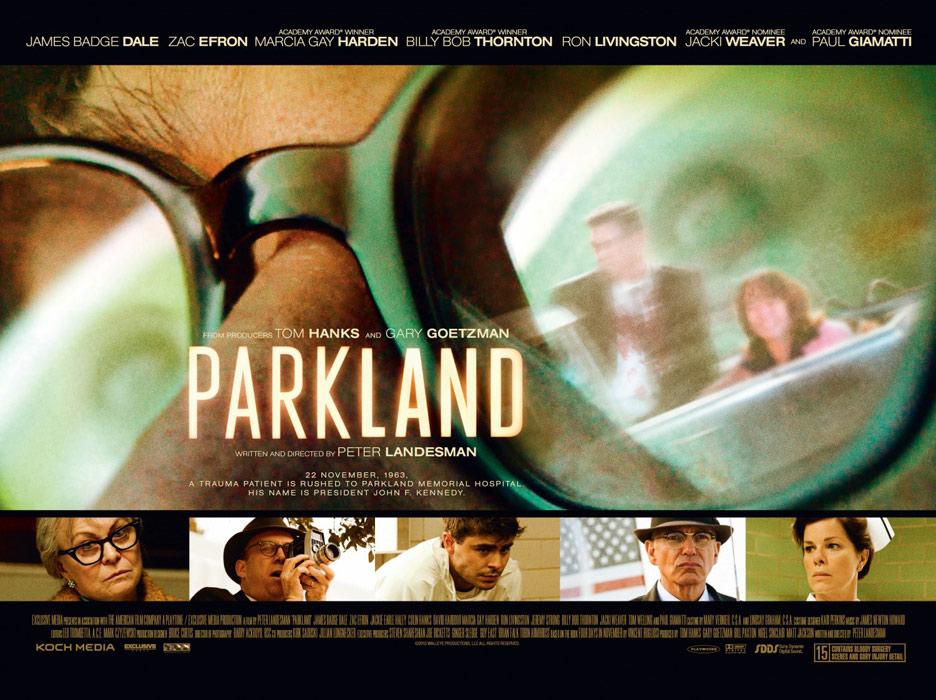 Parkland Poster #4
