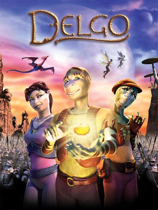 Delgo Poster #1