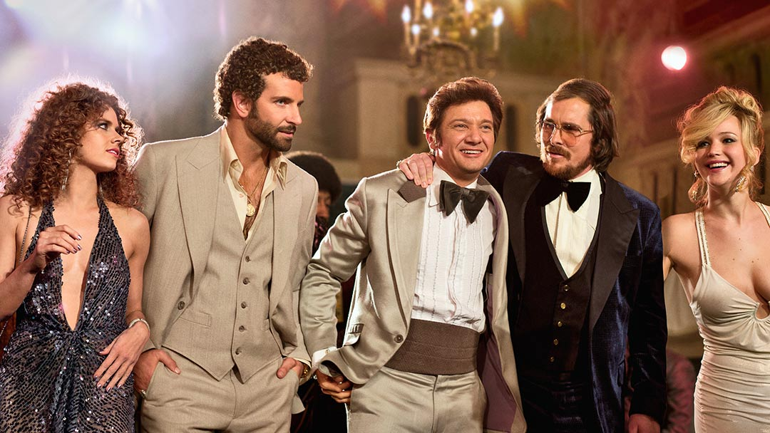 American Hustle Feature Trailer Screencap