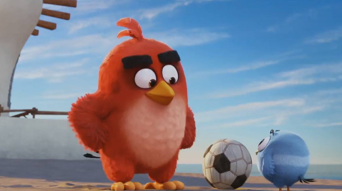 Angry Birds Thearical Trailer Screencap 2
