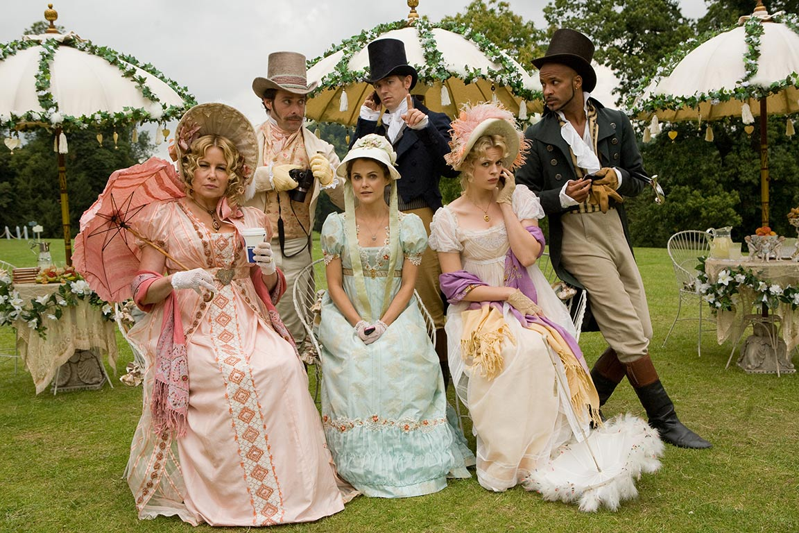Austenland Trailer Screencap
