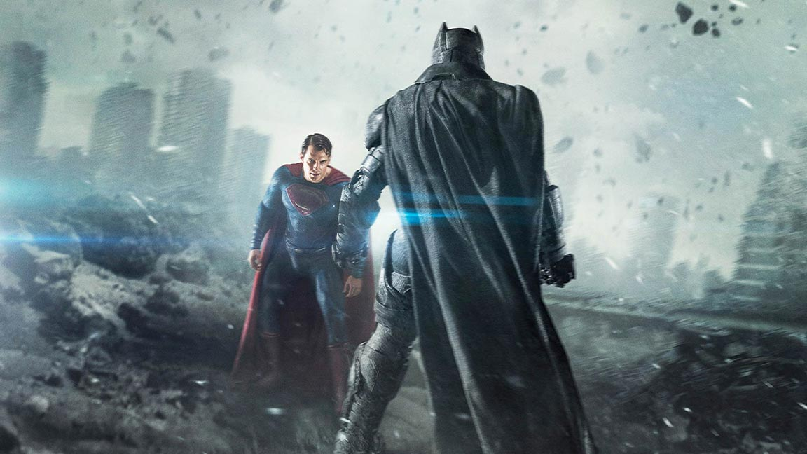 Batman v Superman: Dawn of Justice Feature Trailer Screencap