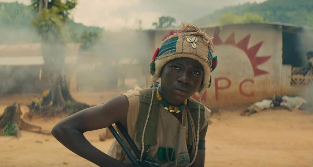 Beasts Of No Nation Trailer German