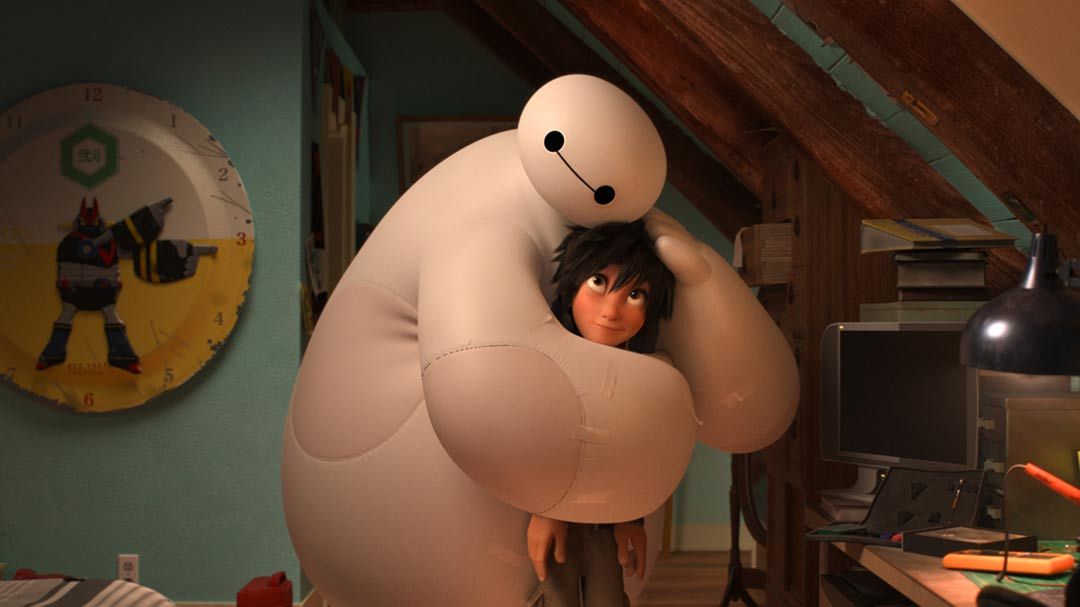 Big Hero 6 Trailer Screencap