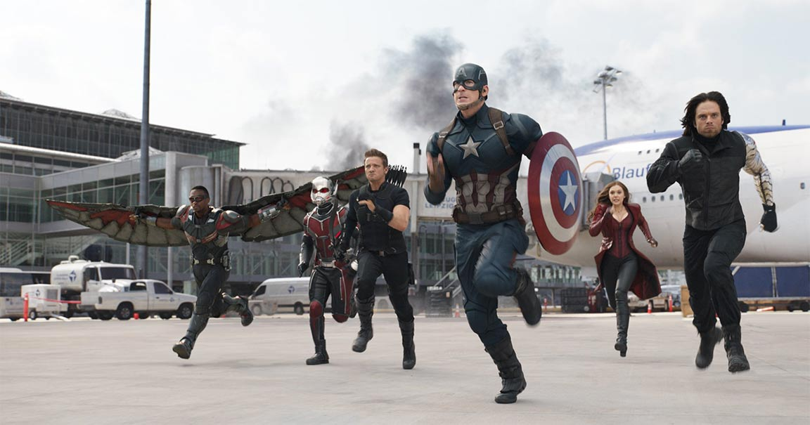 Captain America: Civil War Trailer Screencap