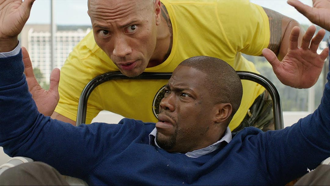 Central Intelligence Teaser Trailer Screencap