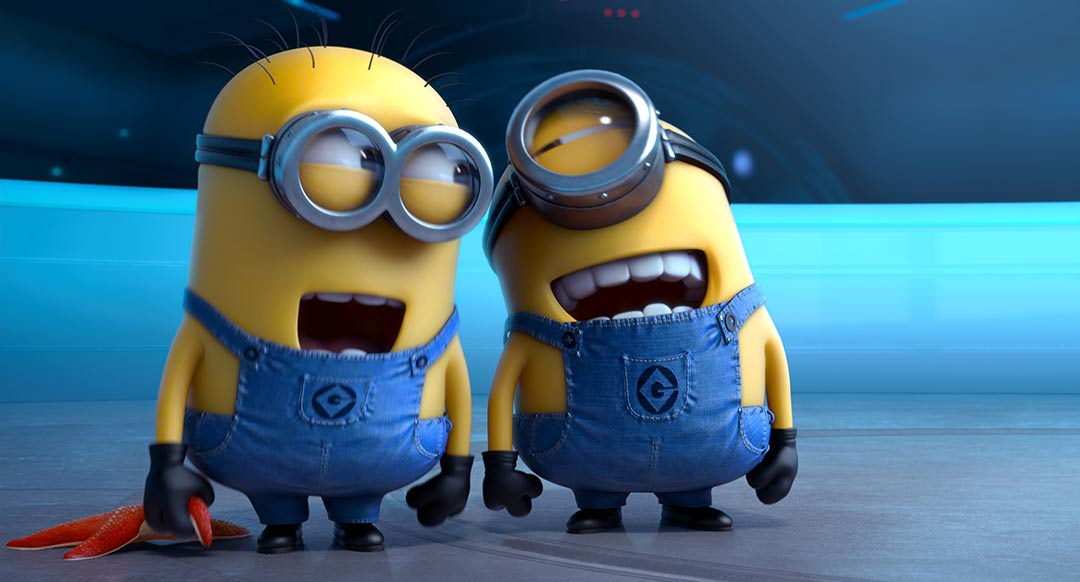 Despicable Me 2 Feature Trailer Screencap