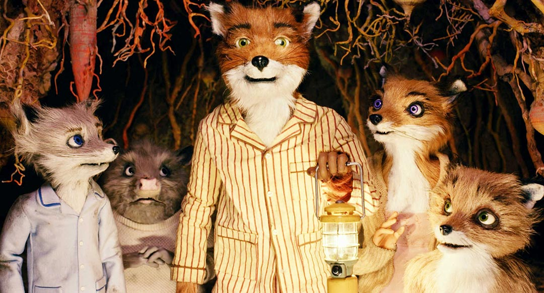 The Fantastic Mr. Fox Trailer Screencap