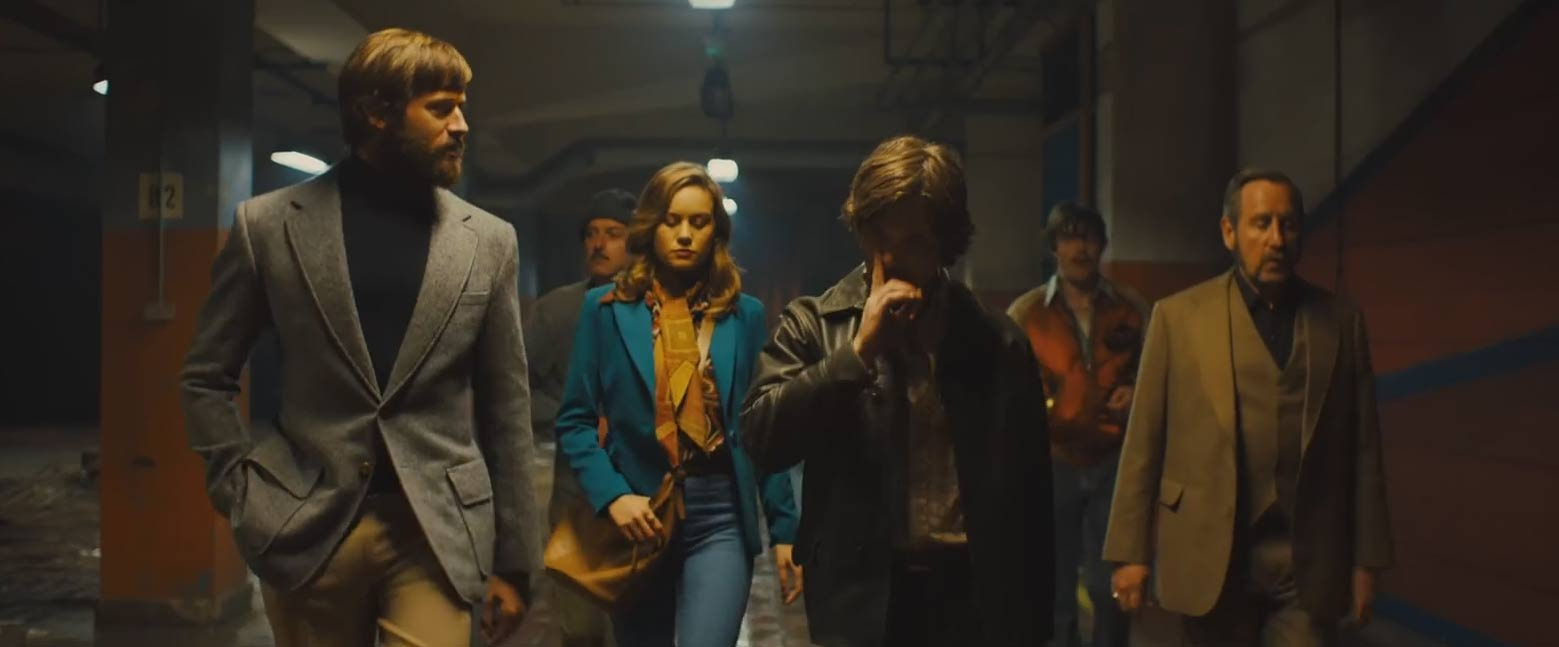 Free Fire Red Band Trailer Screen Shot 1