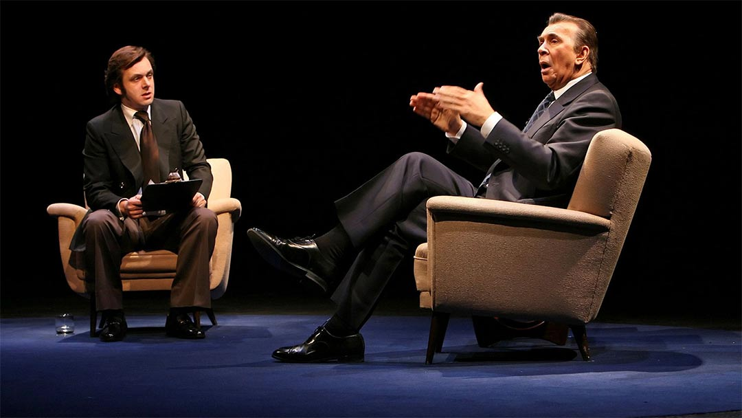 Frost/Nixon Trailer Screencap