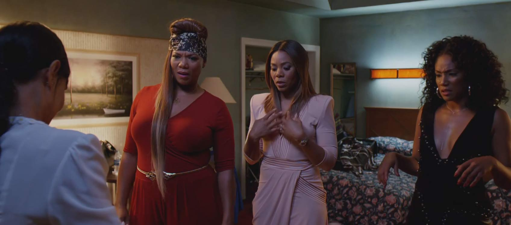 Girls Trip Red Band Trailer 1