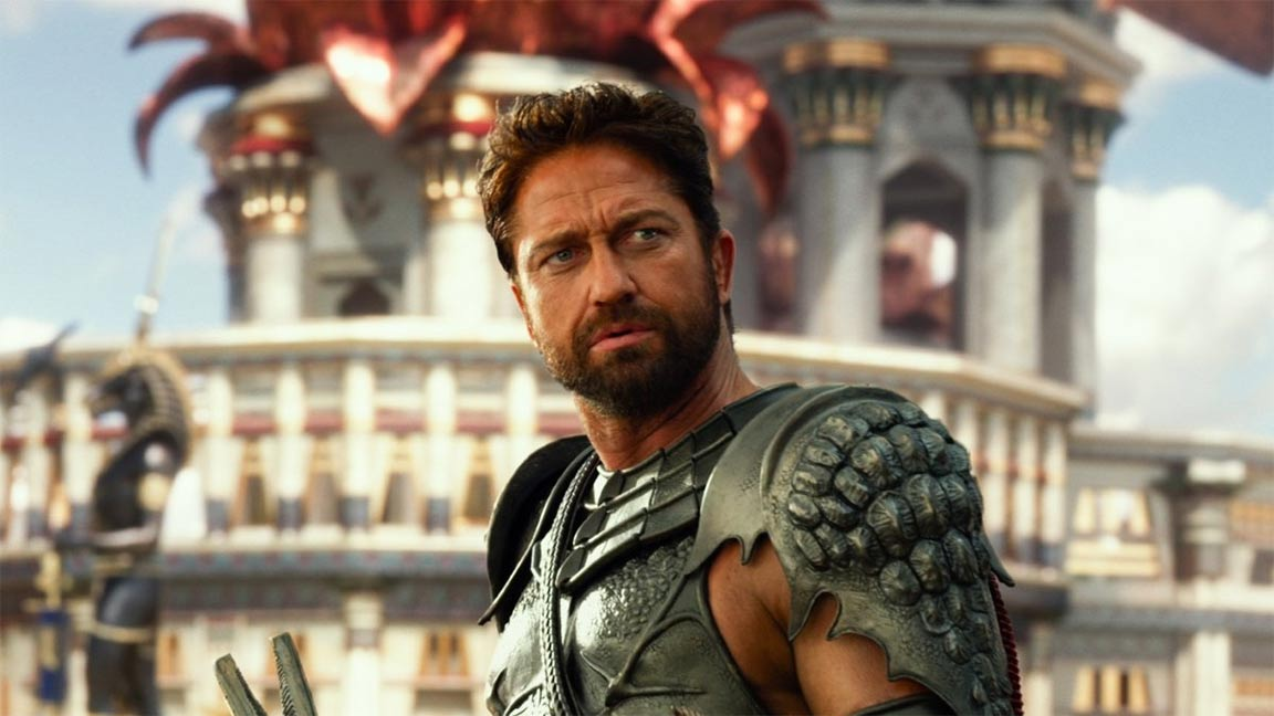 Gods of Egypt International Trailer Screencap