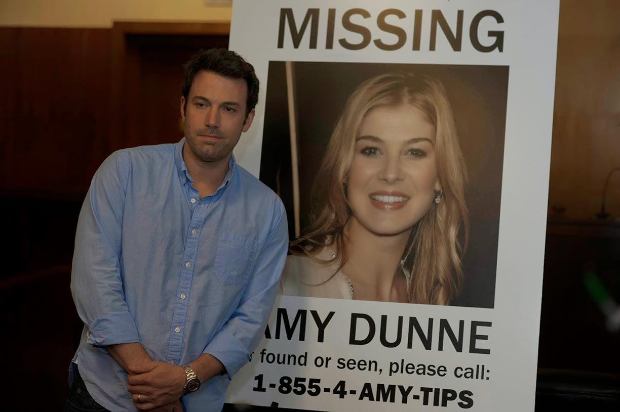 Gone Girl Trailer Screencap