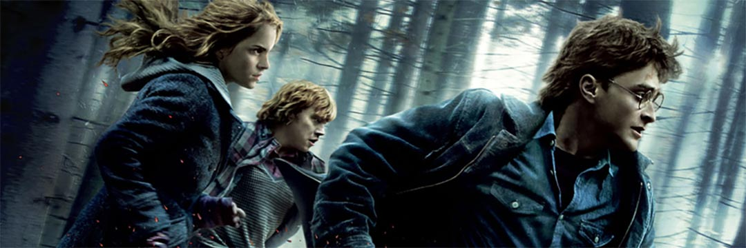 Harry Potter and the Deathly Hallows: Part I Theatrical Trailer Screencap