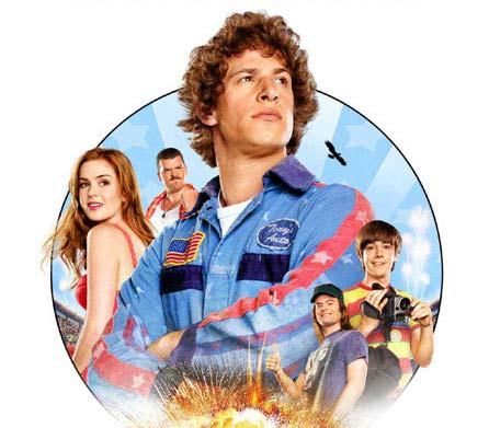 Hot Rod Poster Screen