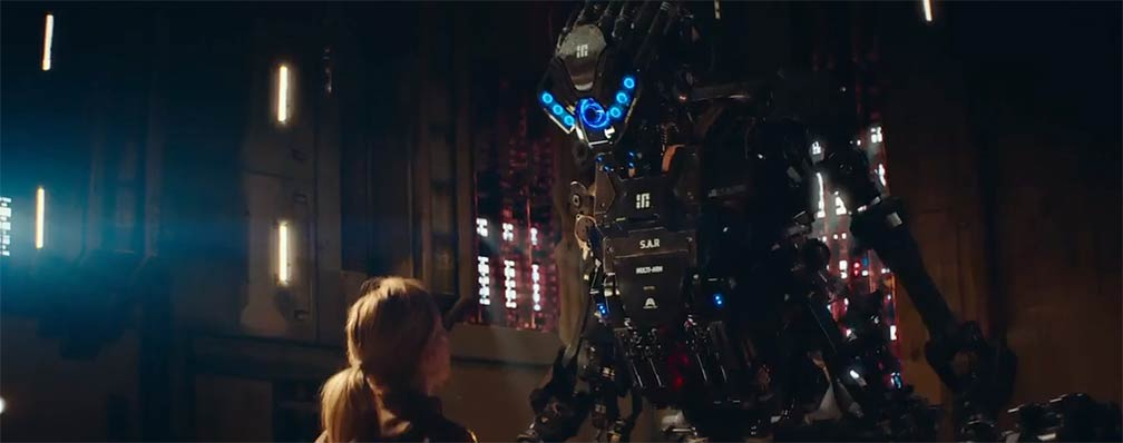 Kill Command Trailer Screencap