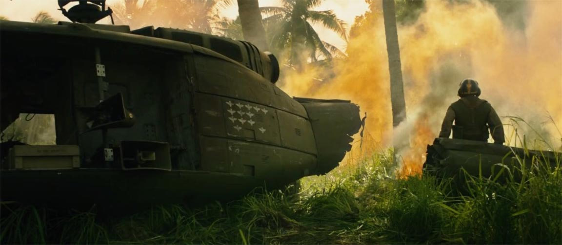 Kong: Skull Island Feature Trailer Screencap