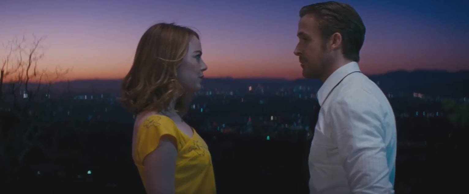 La La Land Teaser Trailer 2