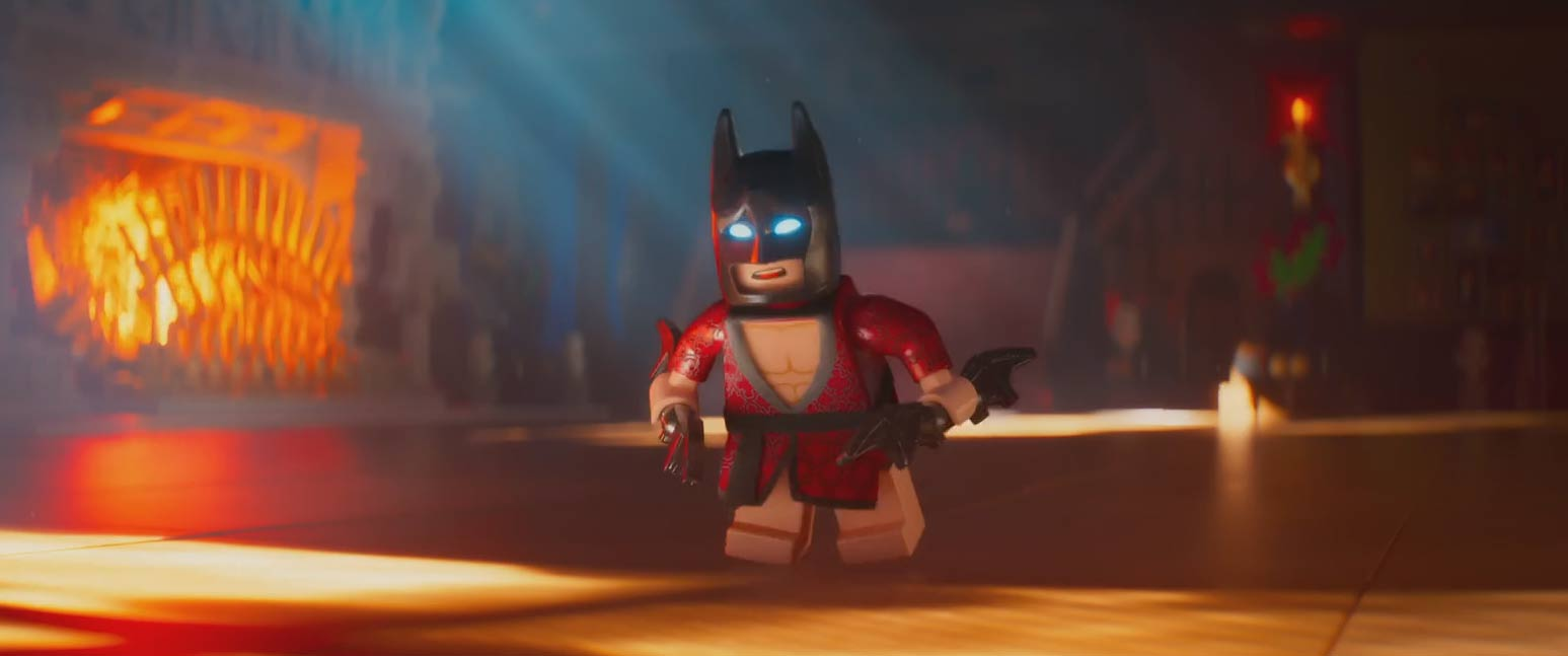 The Lego Batman Movie Trailer Screen Shot 1
