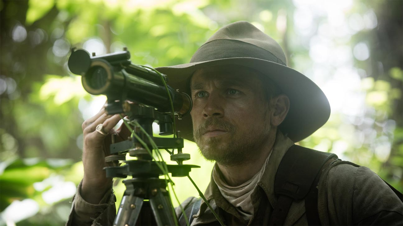 The Lost City of Z Teaser Trailer