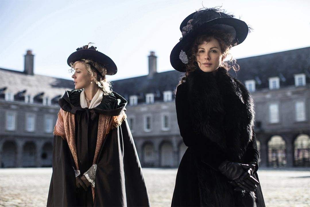 Love & Friendship Trailer Screencap