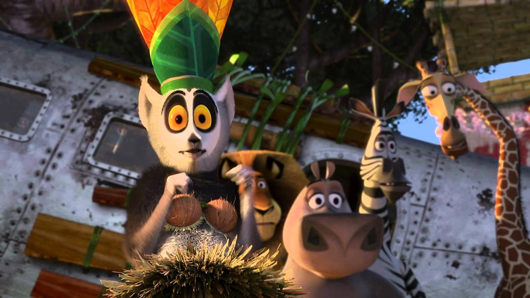 Madagascar: Escape to Africa Trailer Screencap