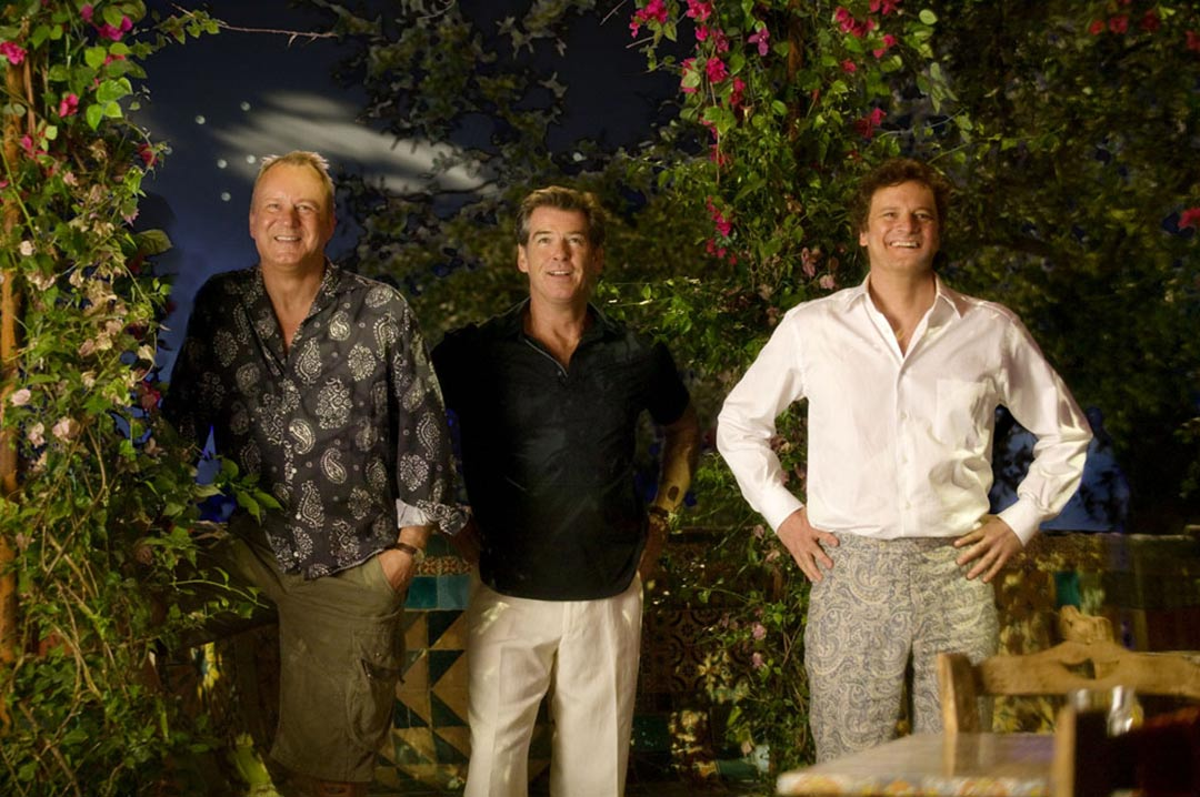 Mamma Mia! Trailer Screencap