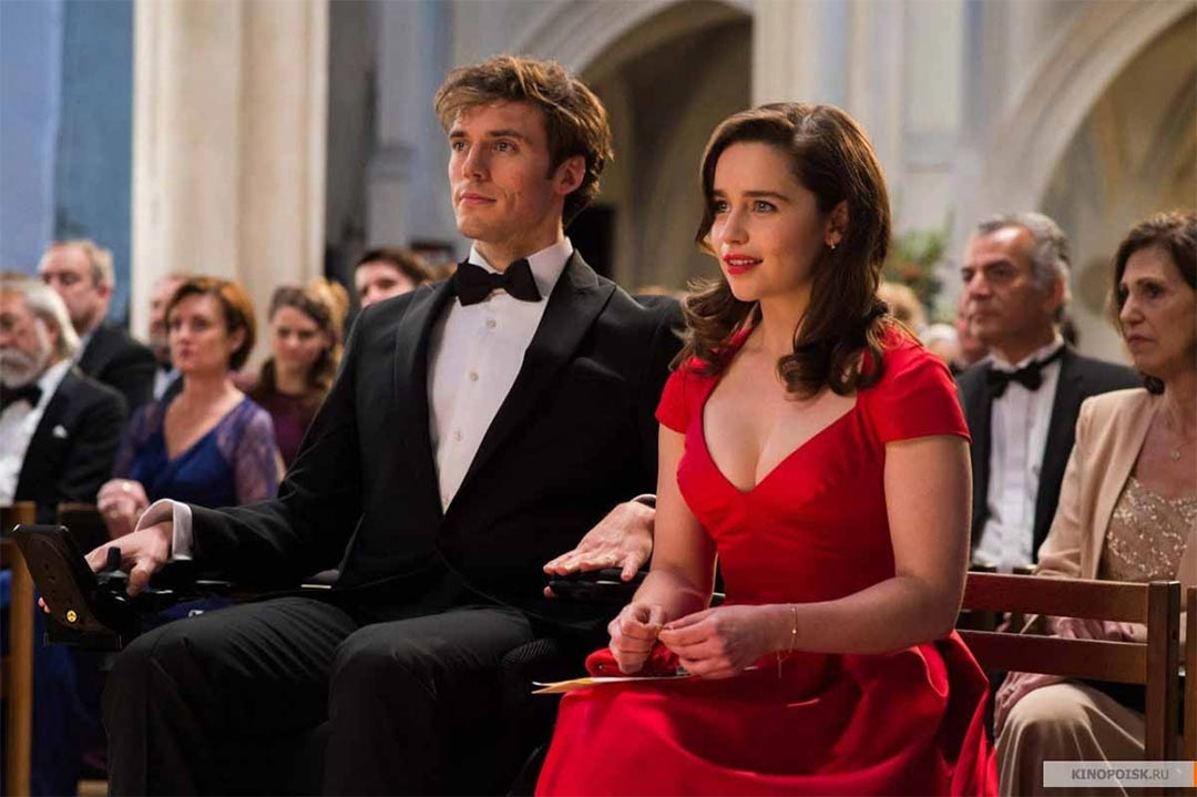 Me Before You Extended Trailer II Screencap