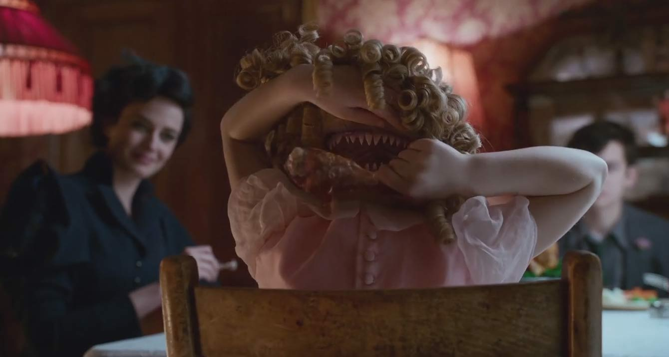 Miss Peregrine's Home for Peculiar Children Trailer Screencap