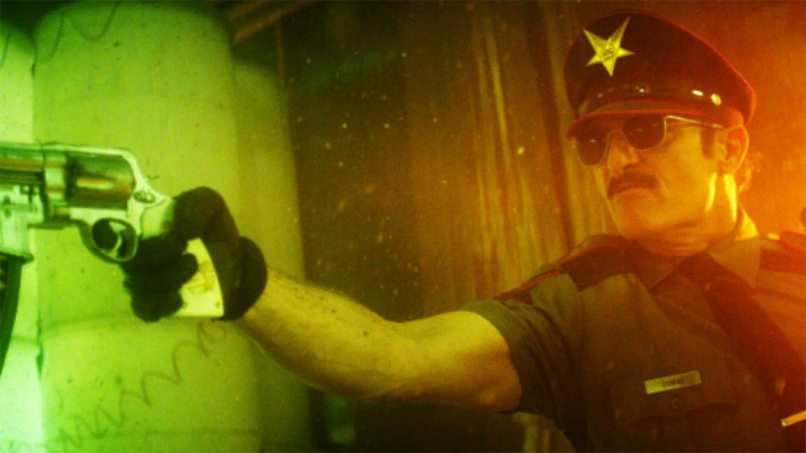 Officer Downe Trailer Screencap