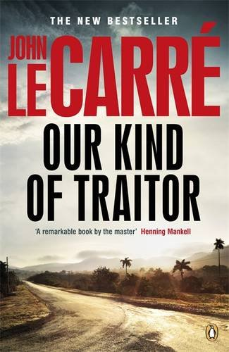 Our Kind of Traitor Book Cover