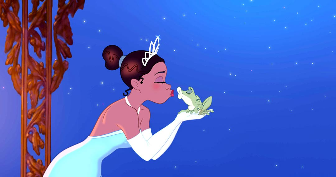 The Princess and the Frog Trailer Screencap