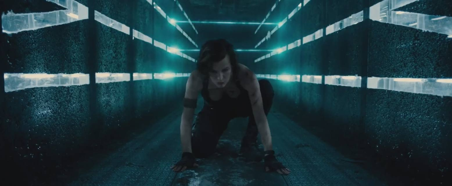 Resident Evil The Final Chapter: Resident Evil: The Final Chapter Trailer (2017