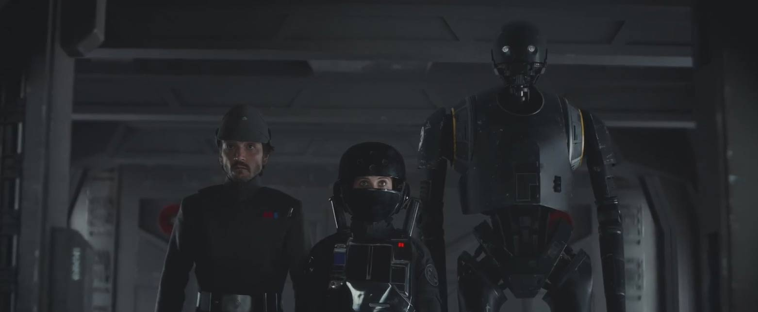 Rogue One Feature Trailer Screen Shot 2