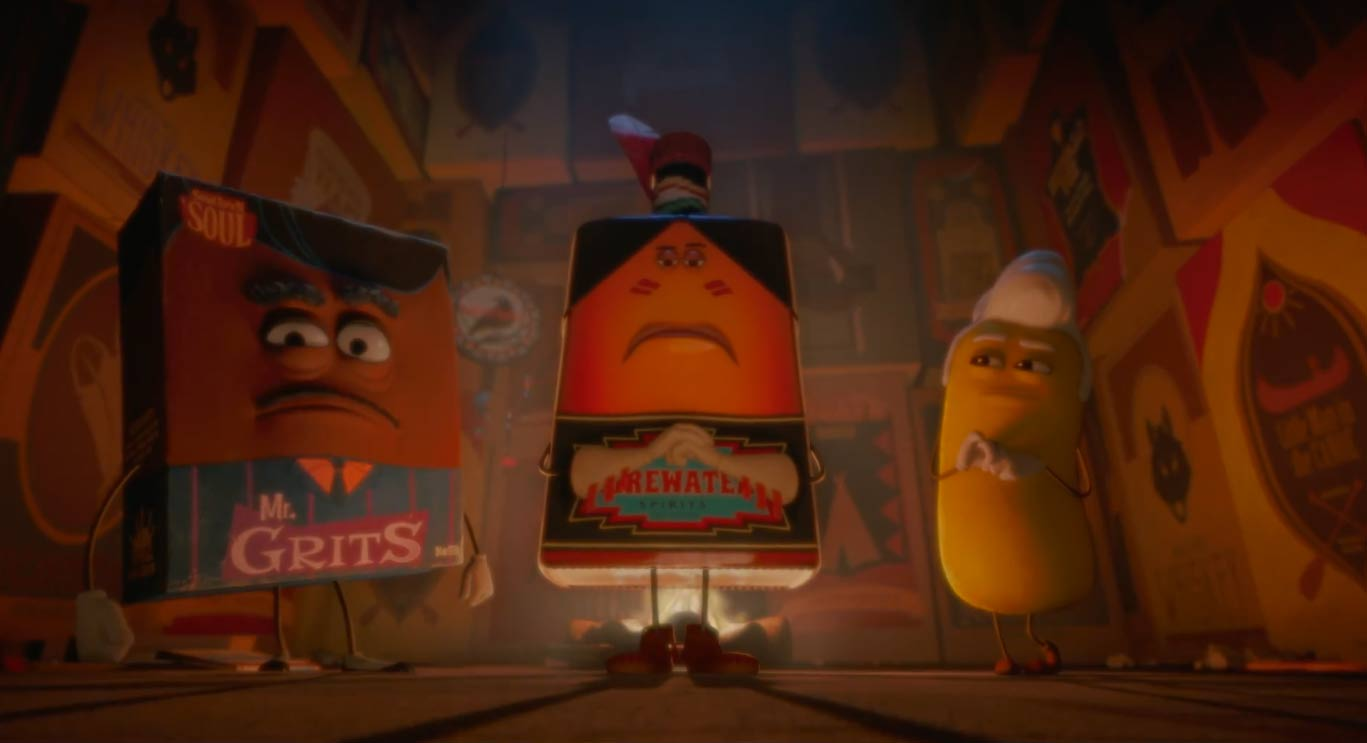 Sausage Party Red Band Trailer - Screen Shot