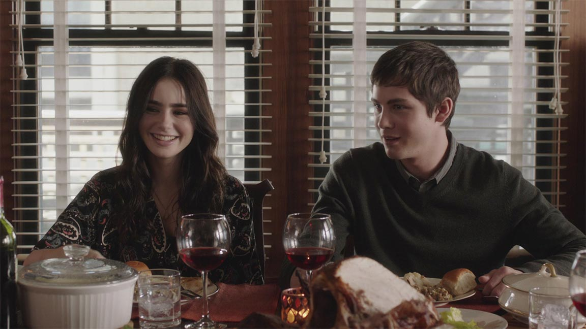 Stuck in Love Trailer Screencap