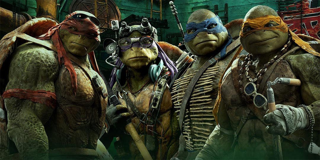 Teenage Mutant Ninja Turtles: Out of the Shadows International Trailer Screencap