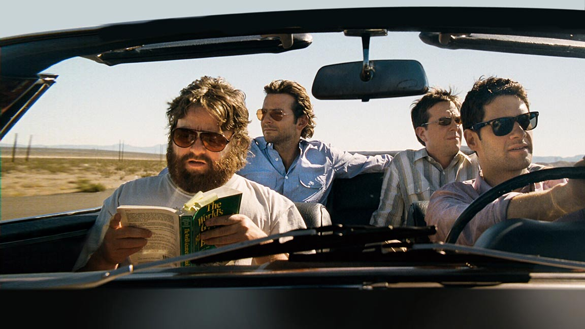 The Hangover Trailer Screencap