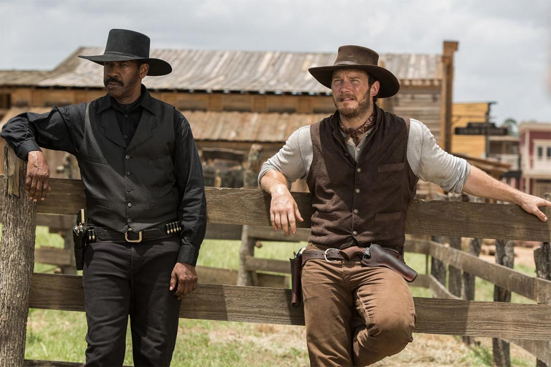 The Magnificent Seven International Trailer Screencap