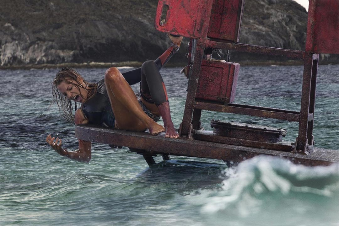 The Shallows Feature Trailer Screencap