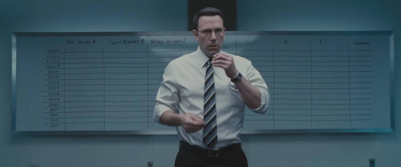 The Accountant - Trailer Screenshot 1