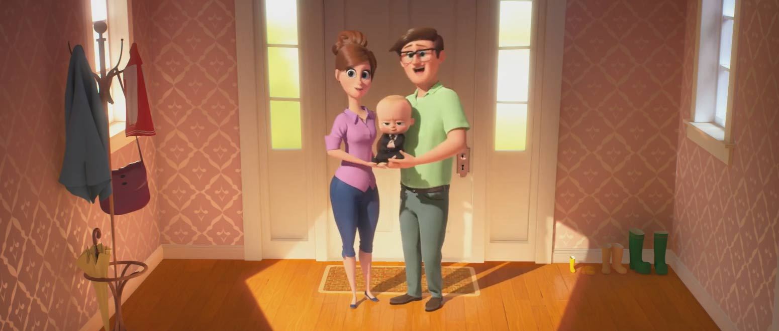 The Boss Baby Trailer 2017
