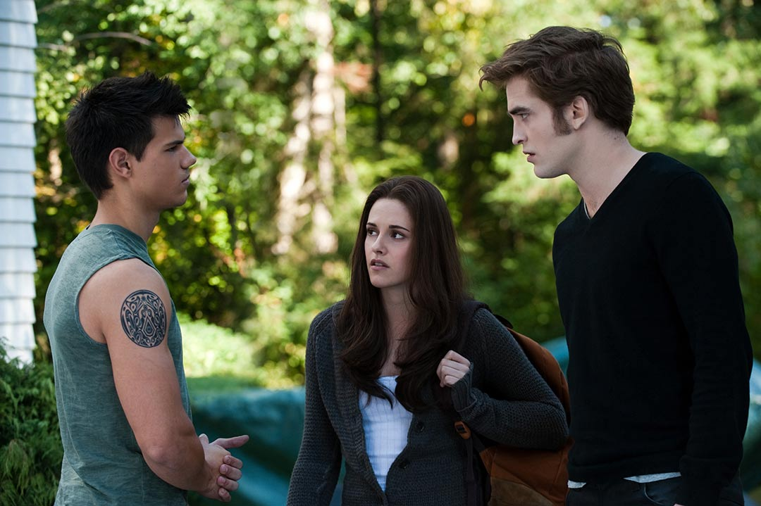 The Twilight Saga: Eclipse Trailer Screencap