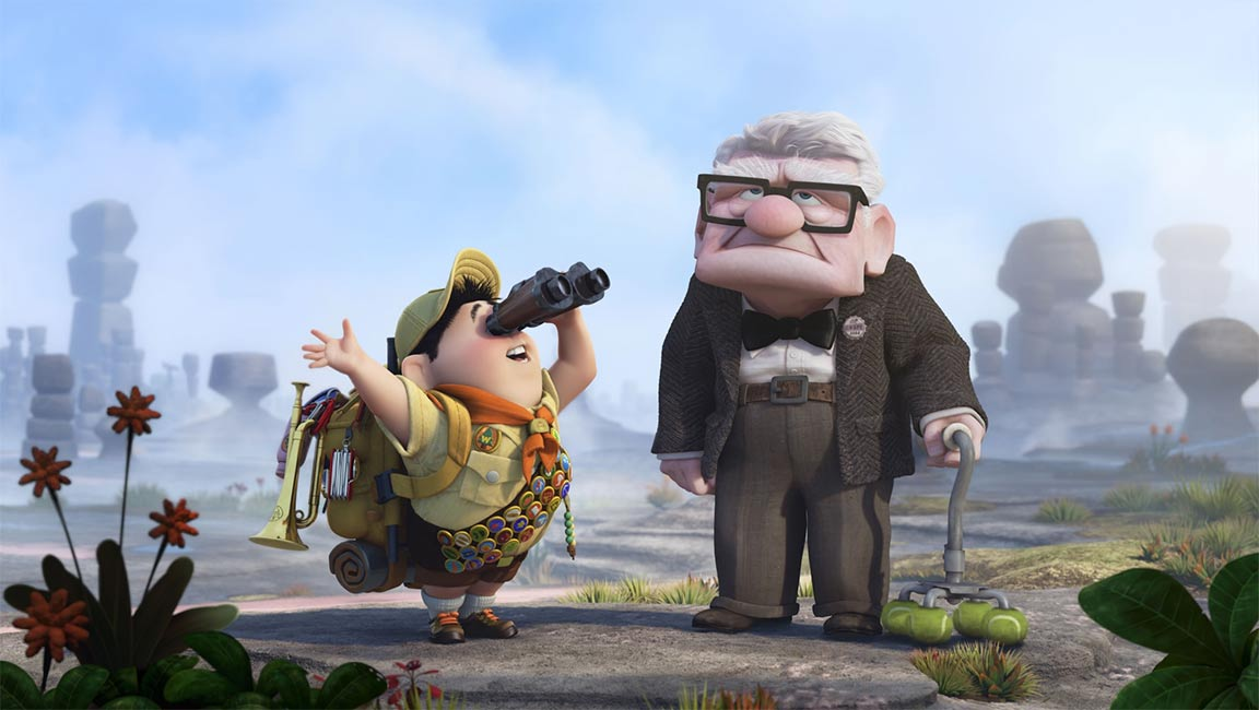 Up Trailer Screencap #2