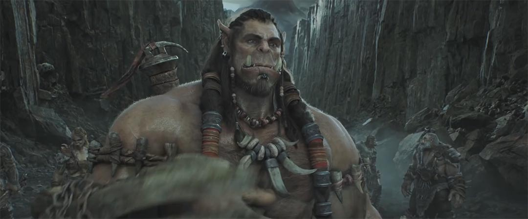 Warcraft Theatrical Trailer Screencap