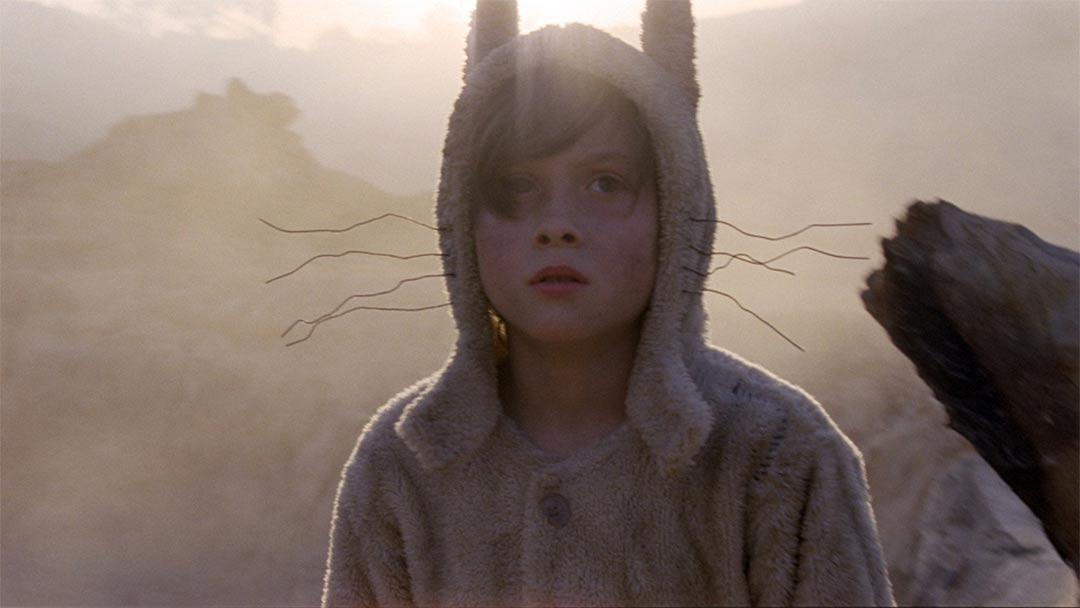 Where the Wild Things Are Trailer Screencap