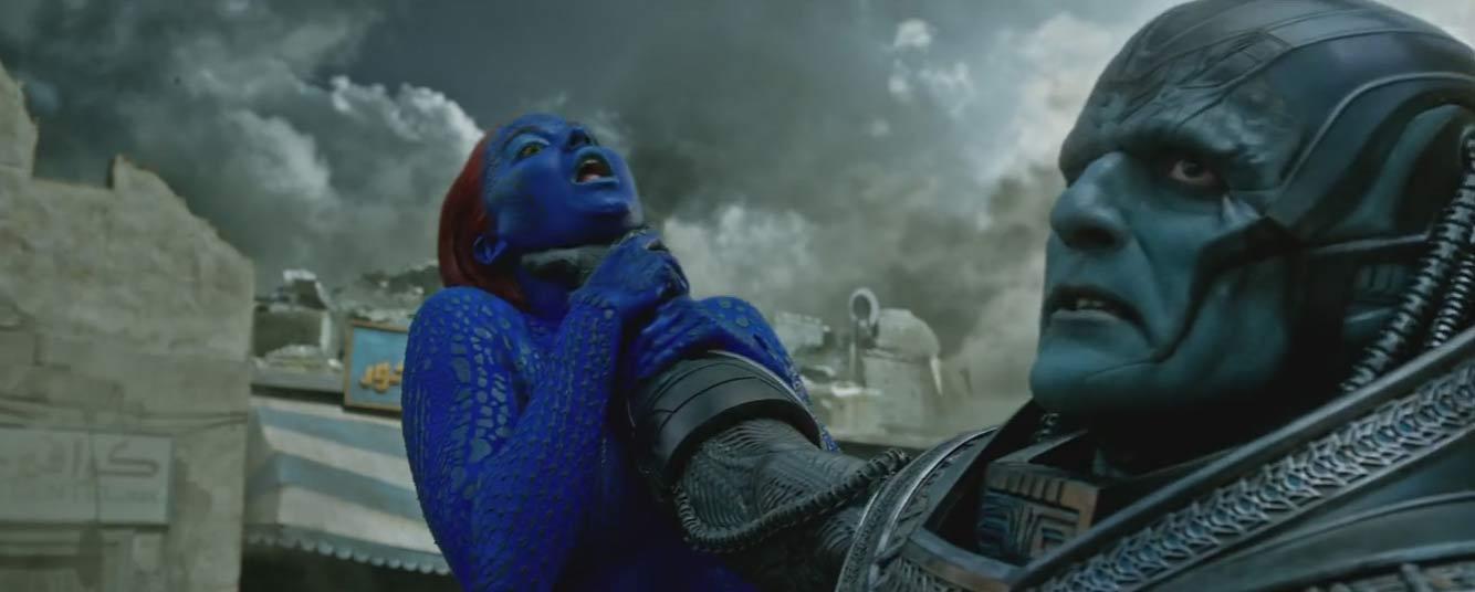 X Men 2000 Mystique X-Men: Apocalypse Feat...