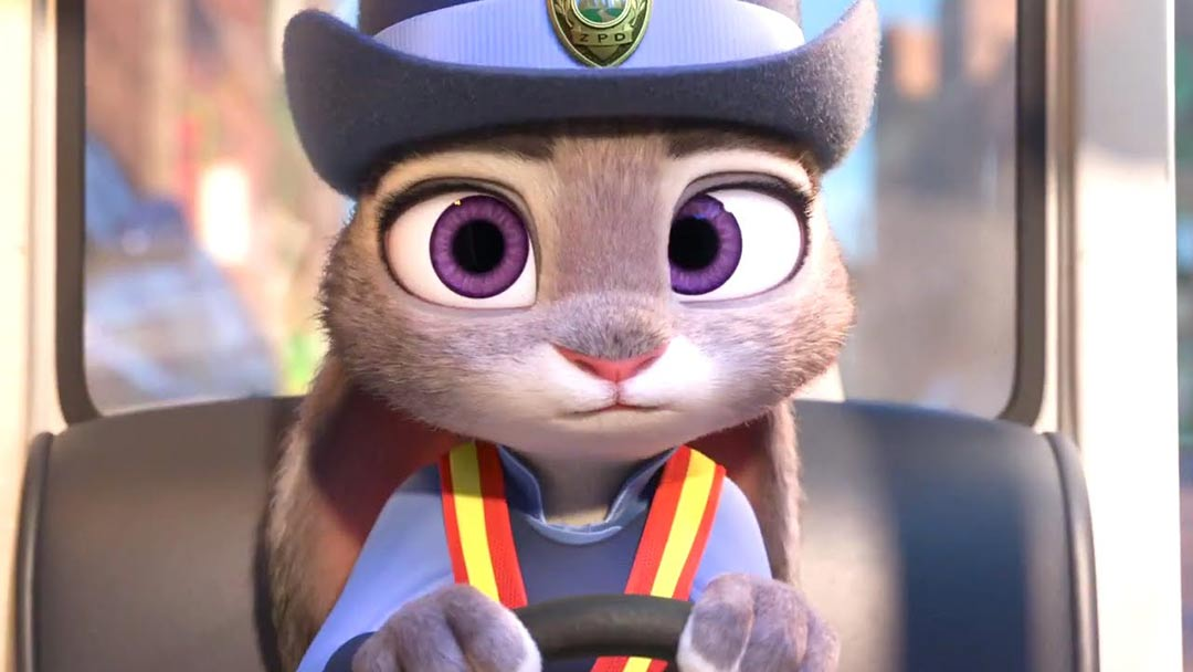 Zootopia Feature Trailer Screencap