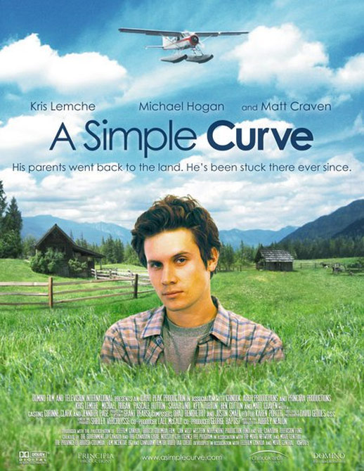 A Simple Curve Poster #1