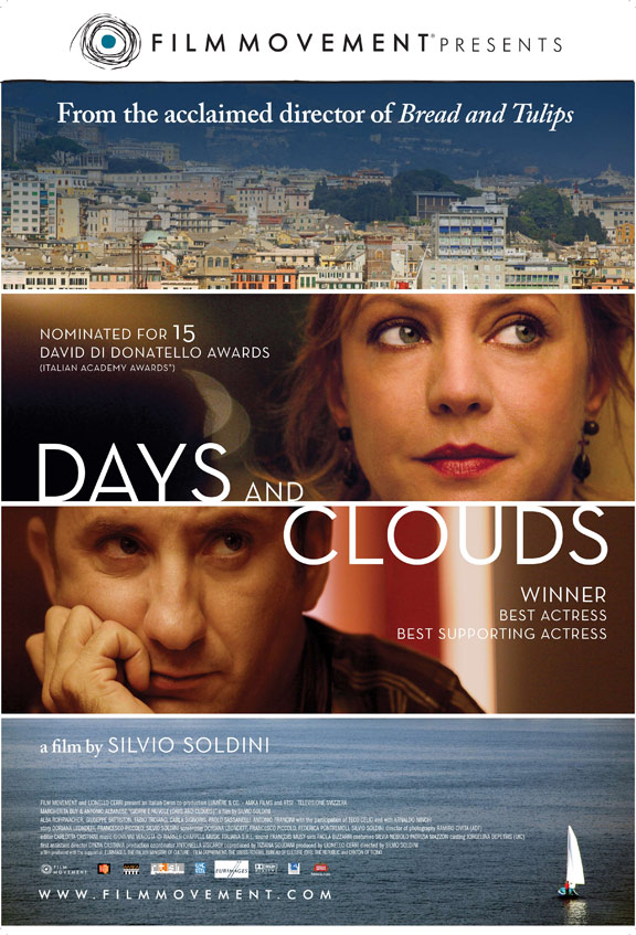 Days and Clouds (Giorni e Nuvole) Poster #1
